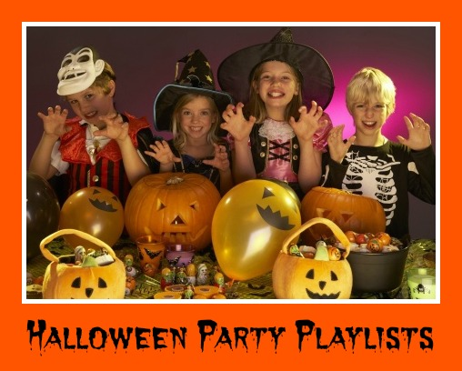 halloween party playlists - Dance Halloween Songs