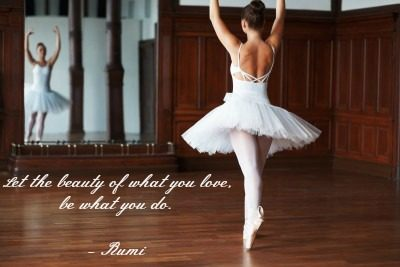 Let The Beauty Of – Quote