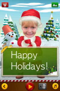 Happy Holidays Dance PhotoBooth