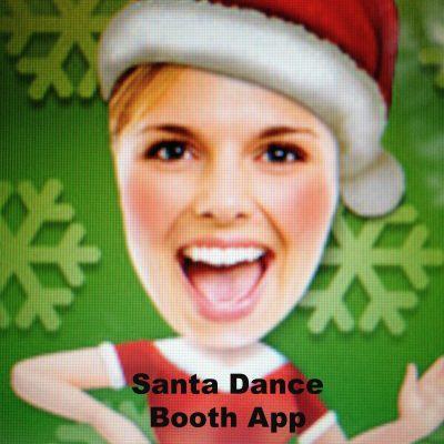 Santa Dance Booth App