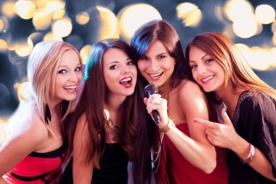 Single party singen