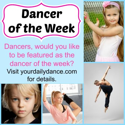 Dancer Of The Week