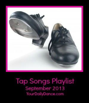Tap Songs For Dancers