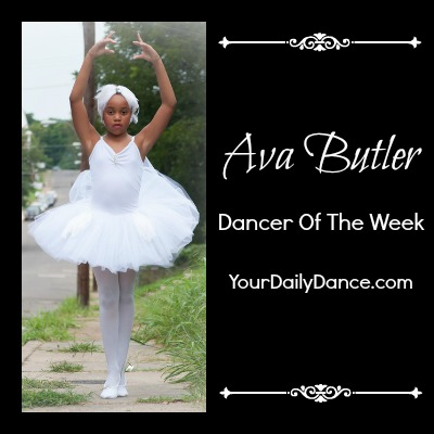 Dancer Of The Week:  Ava Butler