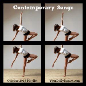 Contemporary Songs1013