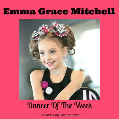 Dancer Of The Week – Emma Mitchell