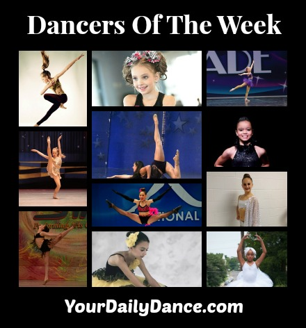 Dancers of the week YDD