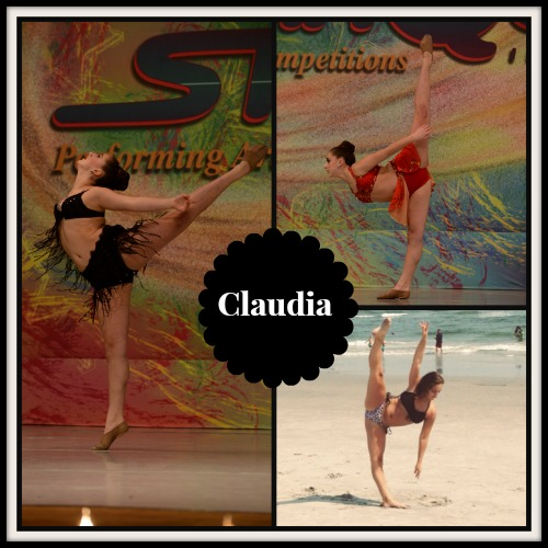 Claudia Collage