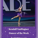 Dancer Of The Week - Kendall VanWagner