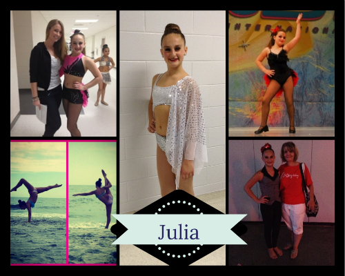 Julia Collage