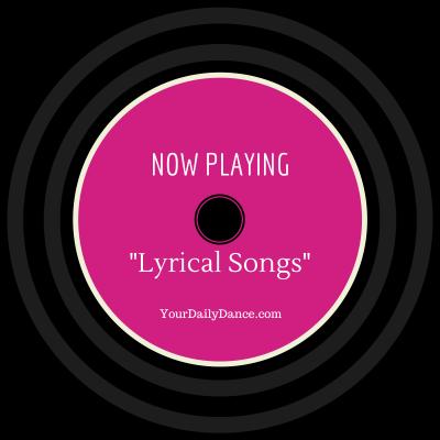 Lyrical Songs:  December 2013