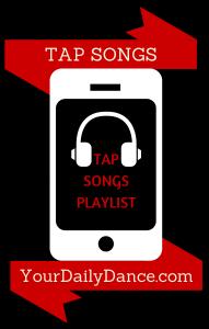 tap songs for dancers dec13