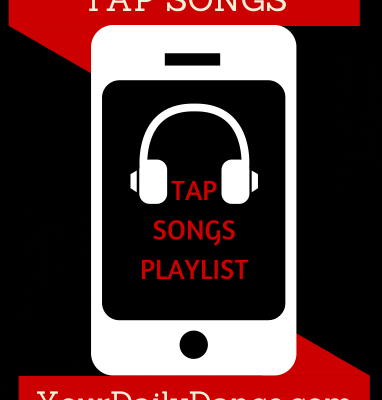 Tap Songs For Dancers:  December 2013