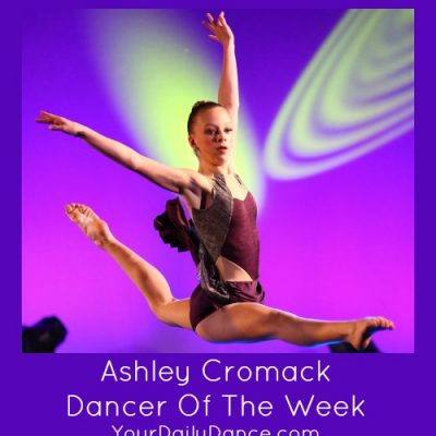 Dancer Of The Week:  Ashley Cromack