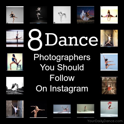 Dance Photographers On Instagram