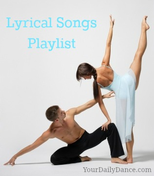 Lyrical Songs:  January 2014 Playlist