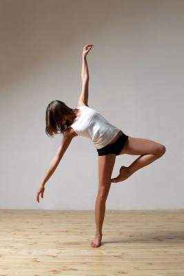 Modern Dancer 123rf
