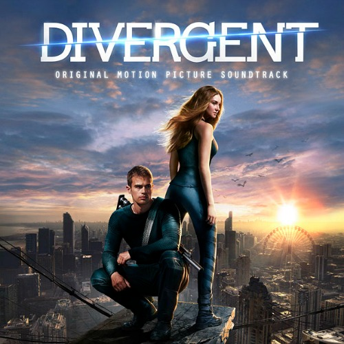 DIVERGENT (2014) Soundtrack COVER FINAL