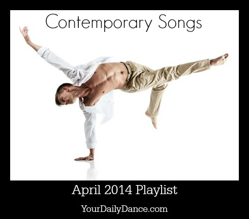 Contemporary Songs For Dancers