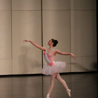 Dancer Of The Week:  Samantha Mullins