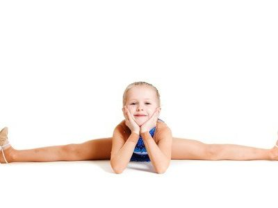 Stretch Your Way To Your Middle Split