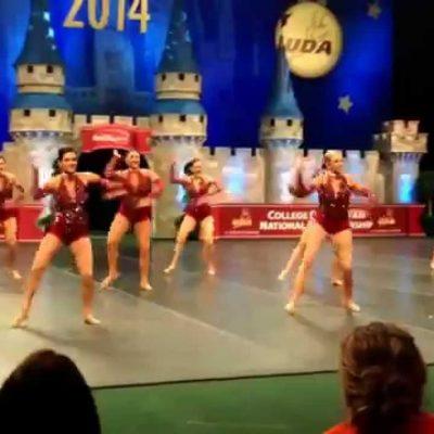 National Dance Champions – Cal State Fullerton
