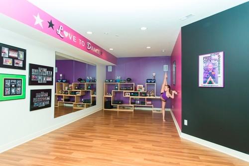 Dance Studio Design Ideas Home Art Dma Homes: Ideas For An At-Home Dance Space