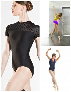 Leotards for busty girls