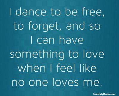 Dance…