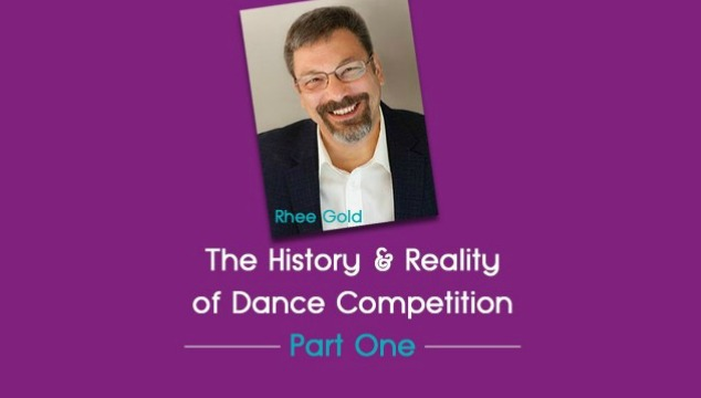 Rhee Gold's Dance Competition Webinar Part 1