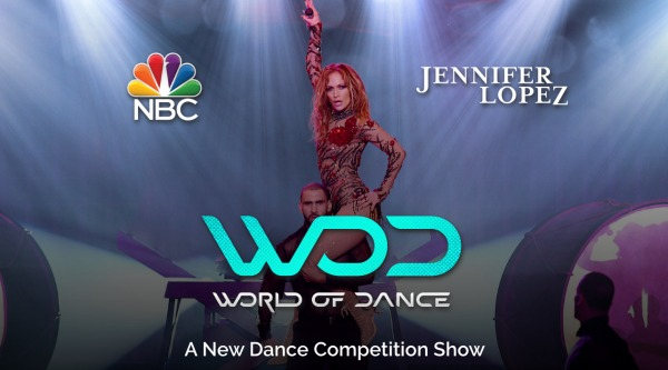 J Lo's World of Dance Dance competition Show