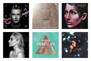 New Music Releases:  August 29, 2016
