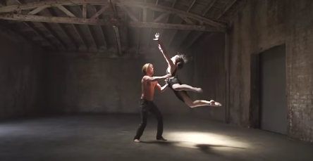 Breathe You - Travis Wall, Chantel Aguirre, Derek Hough