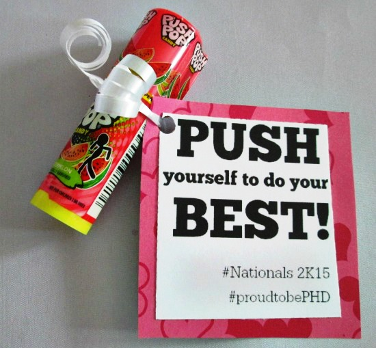 10 Cute Ideas To Encourage Your Teammates At Dance Competitions